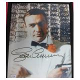 """""""SEAN CONNERY"""" AUTOGRAPHED PHOTO"""