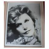 """""""LEE REMICK"""" AUTOGRAPHED PHOTO PERSONALIZED TO MS"""