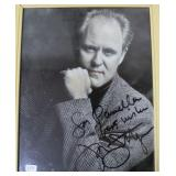 """""""JOHN LITHGOW"""" AUTOGRAPHED PHOTO PERSONALIZED TO"""