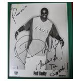 """""""P DIDDY"""" AKA PUFF DADDY AUTOGRAPHED PHOTO"""