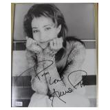 """""""ANNIE POTTS"""" AUTOGRAPHED PHOTO PERSONALIZED TO"""