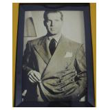 """""""FRED MACMURRAY"""" AUTOGRAPHED PHOTO PERSONALIZED"""