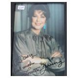 """""""LORETTA YOUNG"""" AUTOGRAPHED PHOTO PERSONALIZED TO"""