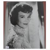 """""""NANETTE FABRAY"""" AUTOGRAPHED PHOTO PERSONALIZED"""