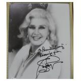 """""""GINGER ROGERS"""" AUTOGRAPHED PHOTO"""