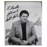 """""""ALBERT BROOKS"""" AUTOGRAPHED PHOTO PERSONALIZED TO"""