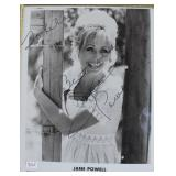 """""""JANE POWELL"""" AUTOGRAPHED PHOTO PERSONALIZED TO"""