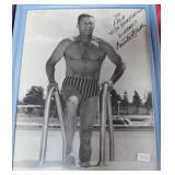 """""""BUSTER CRABB"""" AUTOGRAPHED PHOTO"""