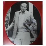 """""""PERRY COMO"""" AUTOGRAPHED PHOTO PERSONALIZED TO"""