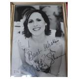 """""""MOLLY SHANNON"""" AUTOGRAPHED PHOTO"""
