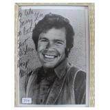 """""""DOUG McCLURE"""" AUTOGRAPHED PHOTO PERSONALIZED TO"""