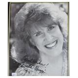 """""""RUTH BUZZY"""" AUTOGRAPHED PHOTO DATED 1995"""