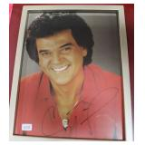 """""""CONWAY TWITTY"""" AUTOGRAPHED PHOTO"""