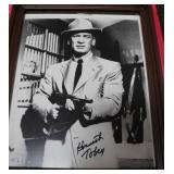 """""""KENNETH TOBEY"""" AUTOGRAPHED PHOTO"""