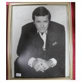 """""""ROBERT WAGNER"""" AUTOGRAPHED PHOTO PERSONALIZED TO"""