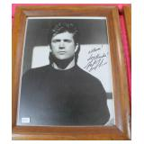 """""""MEL GIBSON"""" AUTOGRAPHED PHOTO"""