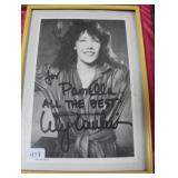 """""""LILY TOMLIN"""" AUTOGRAPHED PHOTO"""