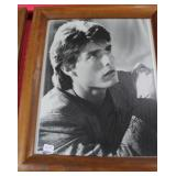 """""""TOM CRUISE"""" AUTOGRAPHED PHOTO DATED 1989"""