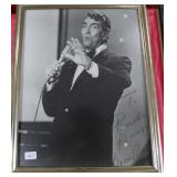 """""""DEAN MARTIN"""" AUTOGRAPHED PHOTO PERSONALIZED TO"""