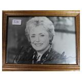 """""""RUE McCLANAHAN"""" AUTOGRAPHED PHOTO"""