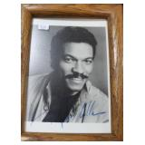 """""""BILLY DEE WILLIAMS"""" AUTOGRAPHED PHOTO"""