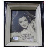"""""""ROSALIND RUSSELL"""" AUTOGRAPHED PHOTO"""