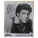 """""""TED DANSON"""" AUTOGRAPHED PHOTO FROM CHEERS"""