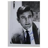 """""""MIKE CONNORS"""" AUTOGRAPHED PHOTO"""