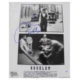 """""""LAWERENCE FISHBURN"""" AUTOGRAPHED PHOTO FROM"""