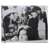 """""""JULIA ROBERTS"""" AUTOGRAPHED PHOTO DATED 1981"""