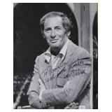"""""""JOEY BISHOP"""" AUTOGRAPHED PHOTO PERSONALIZED TO"""