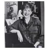 """""""JULIA SWEENEY"""" AUTOGRAPHED PHOTO PERSONALIZED TO"""