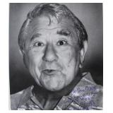 """""""BUDDY HACKETT"""" AUTOGRAPHED PHOTO PERSONALIZED TO"""