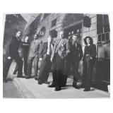 NYPD BLUE CAST PHOTOGRAPH