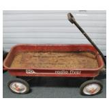 "VINTAGE ""RADIO FLYER - 90"" WAGON"