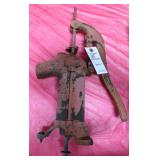 F & W MFG. CO. INC. CAST IRON KITCHEN WELL PUMP