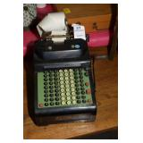 R.C. ALLEN BUSINESS MACHINE - ADDING MACHINE