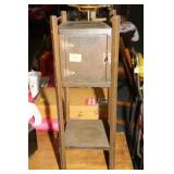 "SMOKING STAND - 28"" HIGH"