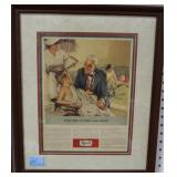 "WYETH ADVERTISING PRINT - ""SAVE YOUR DOCTORS TIME"