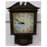 ROBERT SHAW/LUX ELECTRIC WALL CLOCK