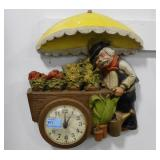 NEW HAVEN  - FLOWER PEDDLER - BATTERY OPERATED