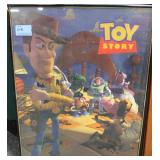 TOY STORY ADVERTISING POSTER