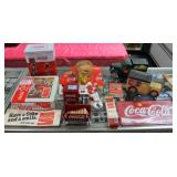 GROUPING: COCA-COLA COLLECTIBLES: TOOTHPICK