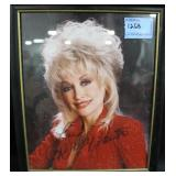 AUTOGRAPHED PHOTO OF DOLLY PARTON