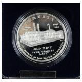 SAN FRANCISCO OLD MINT COMMEMORATIVE COIN PROGRAM