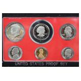 "1979-S PROOF SET CLEAR ""S"""