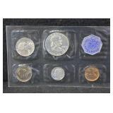 1956 PHILADELPHIA MINT PROOF COIN SET - TYPE ONE