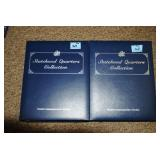 STATEHOOD QUARTERS COLLECTION - 2 VOLUME SET ALL