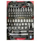 MASTER MECHANIC TOOL SET APPEARS TO BE COMPLETE