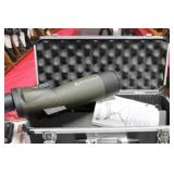 BARSKA SPOTTING SCOPE WITH TRIPOD AND CASE